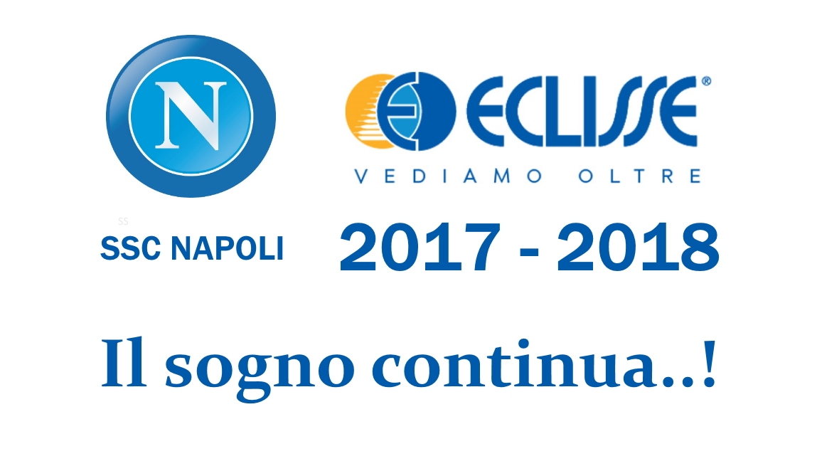 Eclisse e SSC Napoli ancora insieme